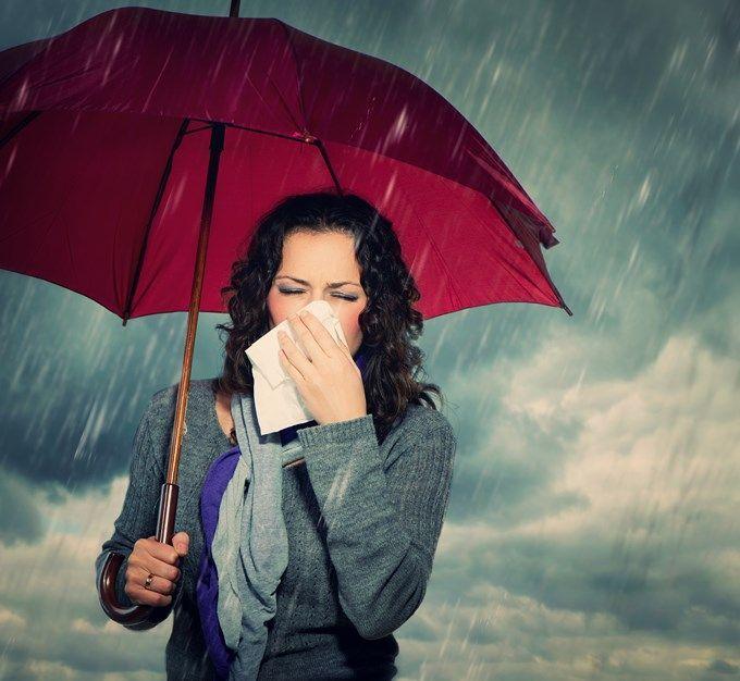 La peur des orages