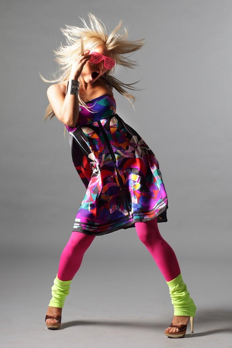 La mode est aux couleurs