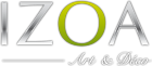 Logo tableau contemporain izoa.fr