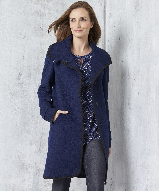 manteau laine femme il vous tient bien au chaud cet hiver. Black Bedroom Furniture Sets. Home Design Ideas