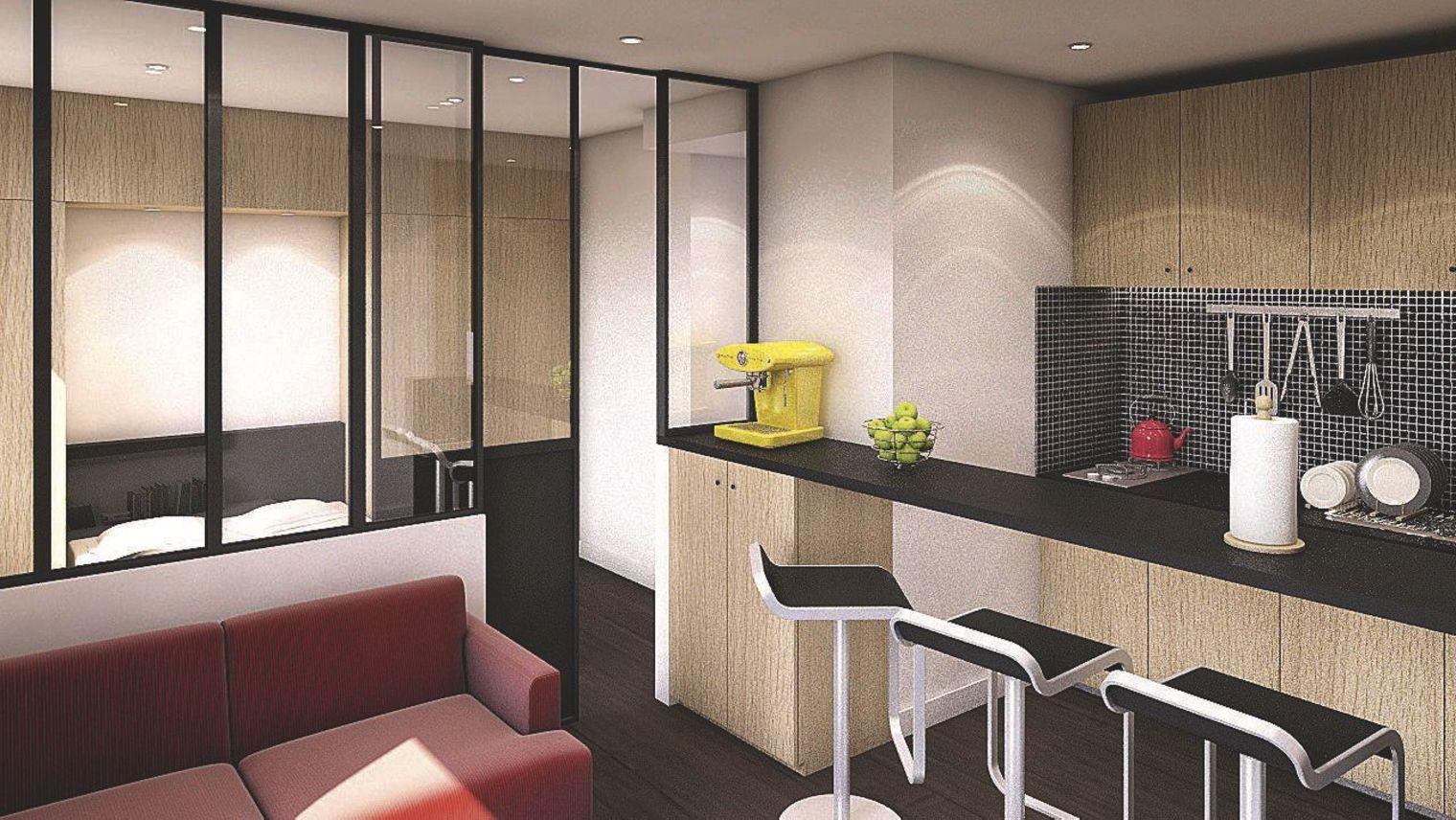 Location appartement paris les avantages des locataires - Refaire son appartement ...
