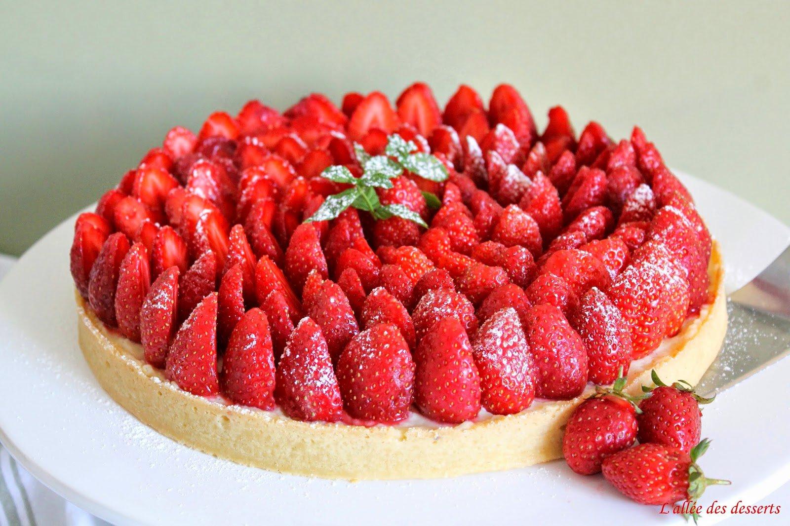 Tarte aux fraises rapide : je vous livre mes secrets de cuisinière
