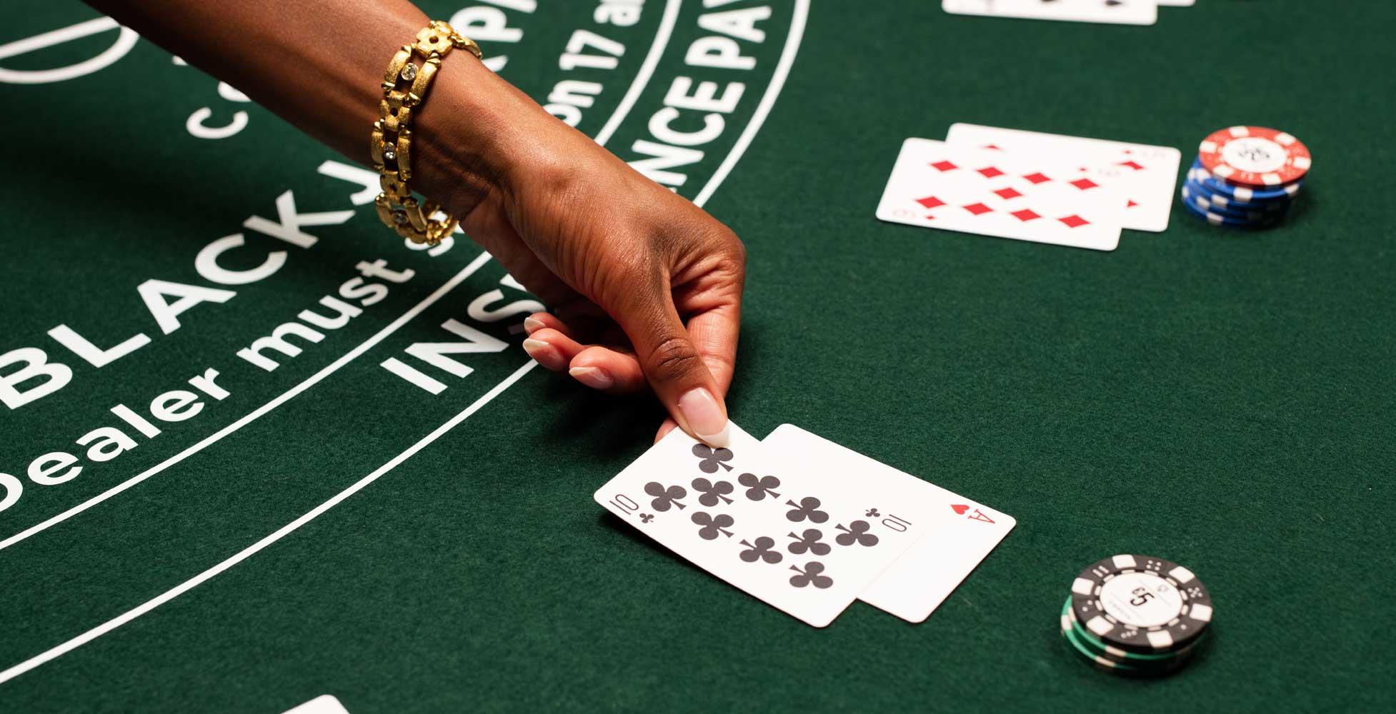 Voici comment limiter les mises en blackjack