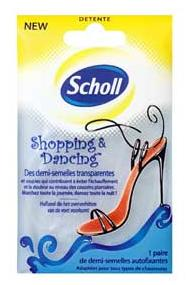 scholl shopping and dancing