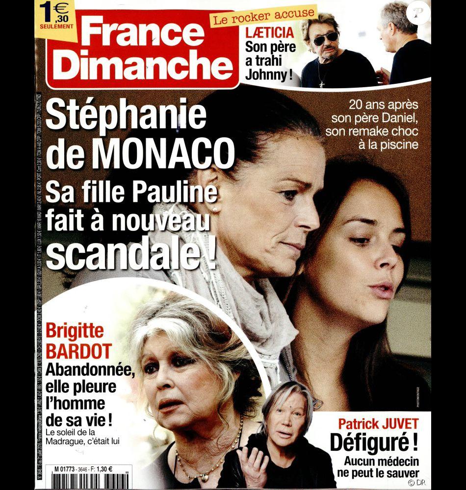 France dimanche magazine, j'ai décidé de me prendre un abonnement