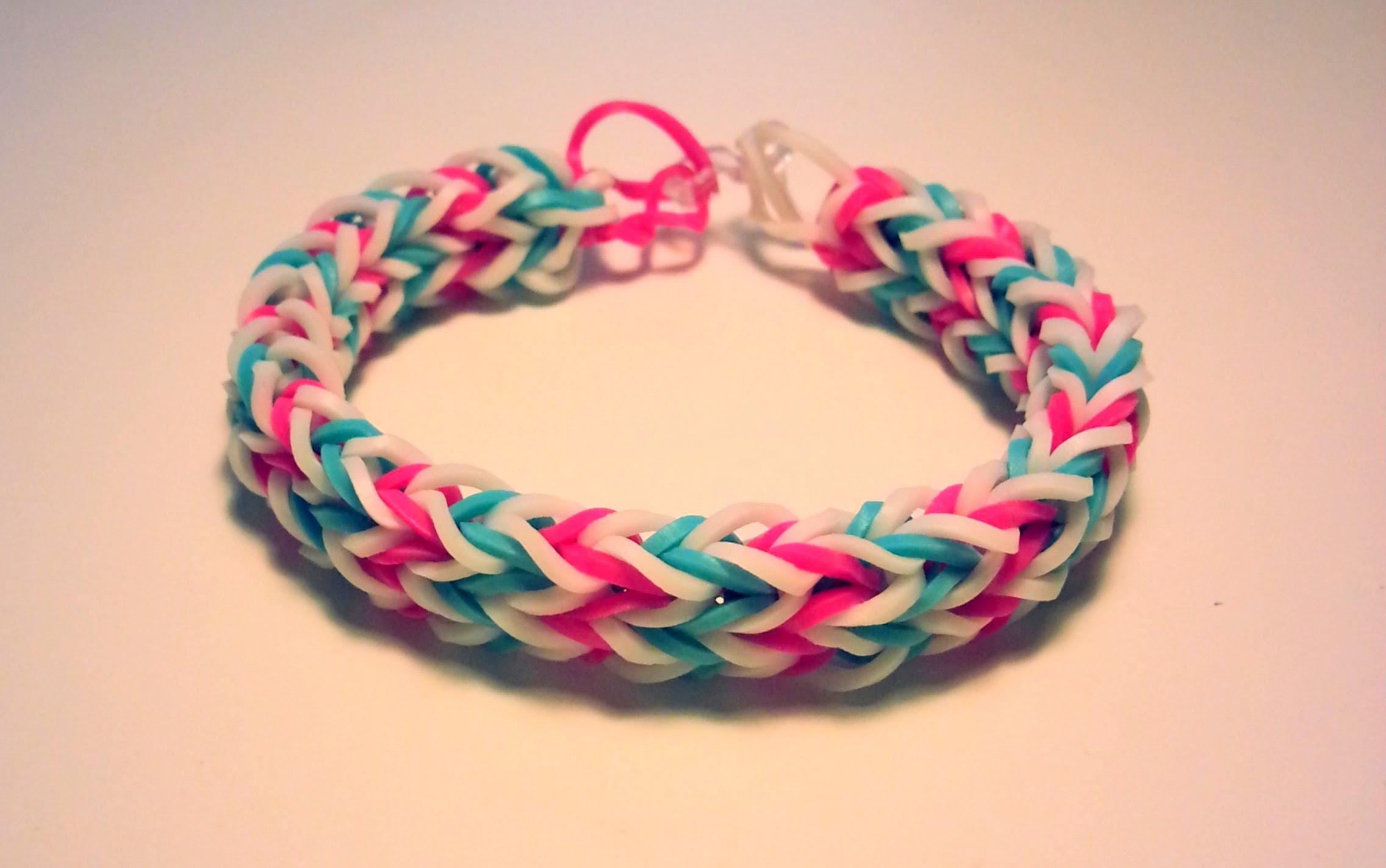 comment faire un bracelet elastique ?