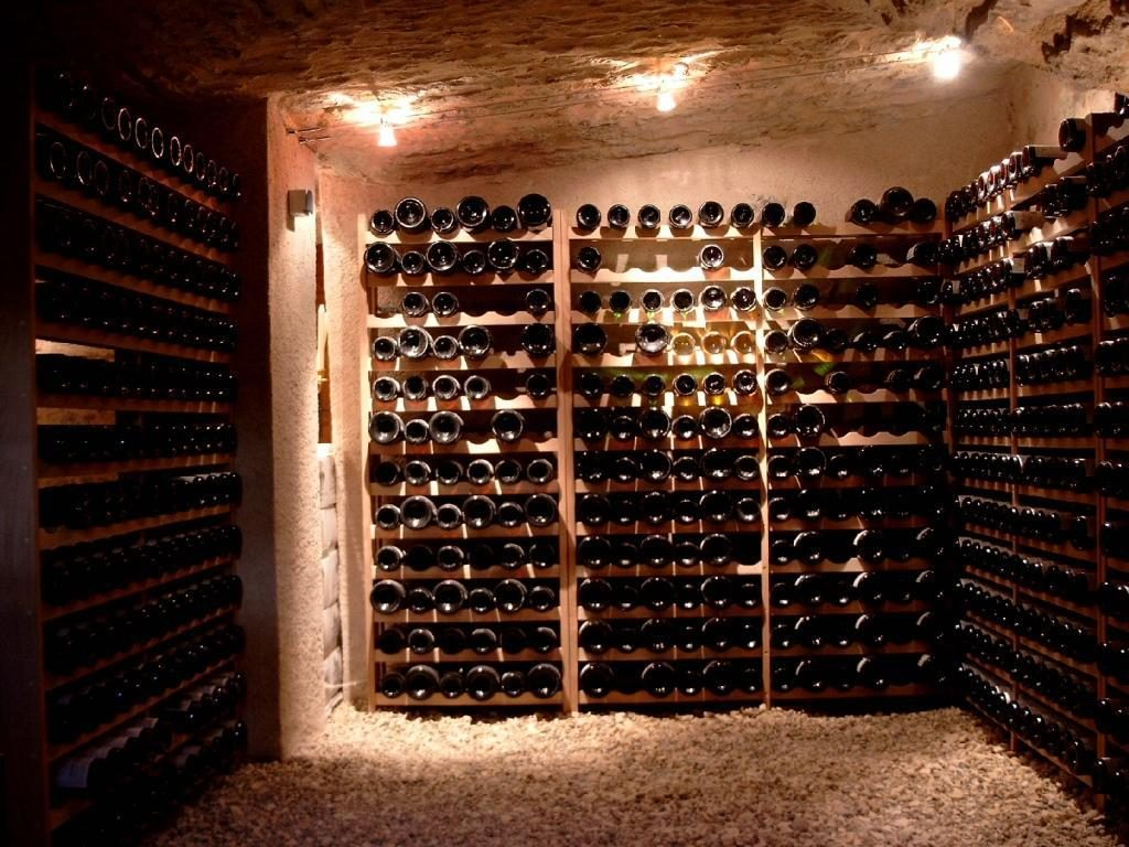 Comment faire une cave a vin for Photo cave a vin