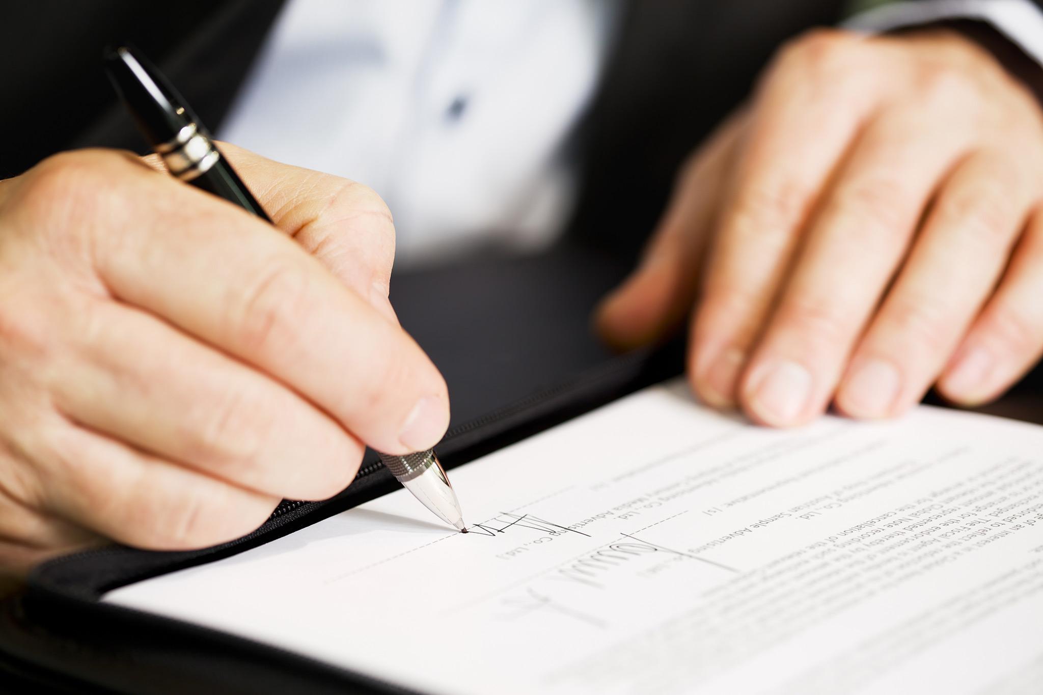 Comment rédiger un contrat de travail ?