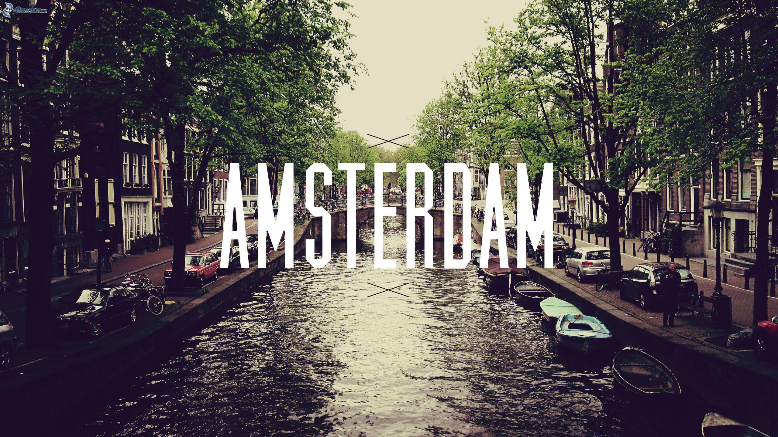 Amsterdam en un week-end : Je partage avec vous tous mes bons conseils