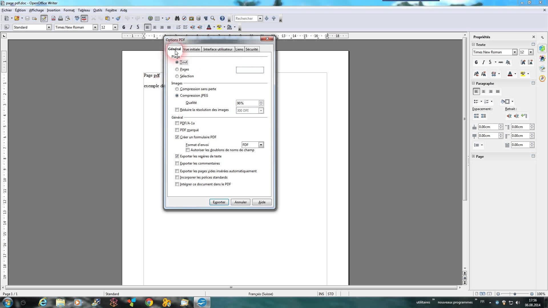 Comment transformer un document en pdf - Comment mettre un fer a cheval pour porter bonheur ...