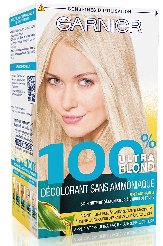 comment décolorer ses cheveux