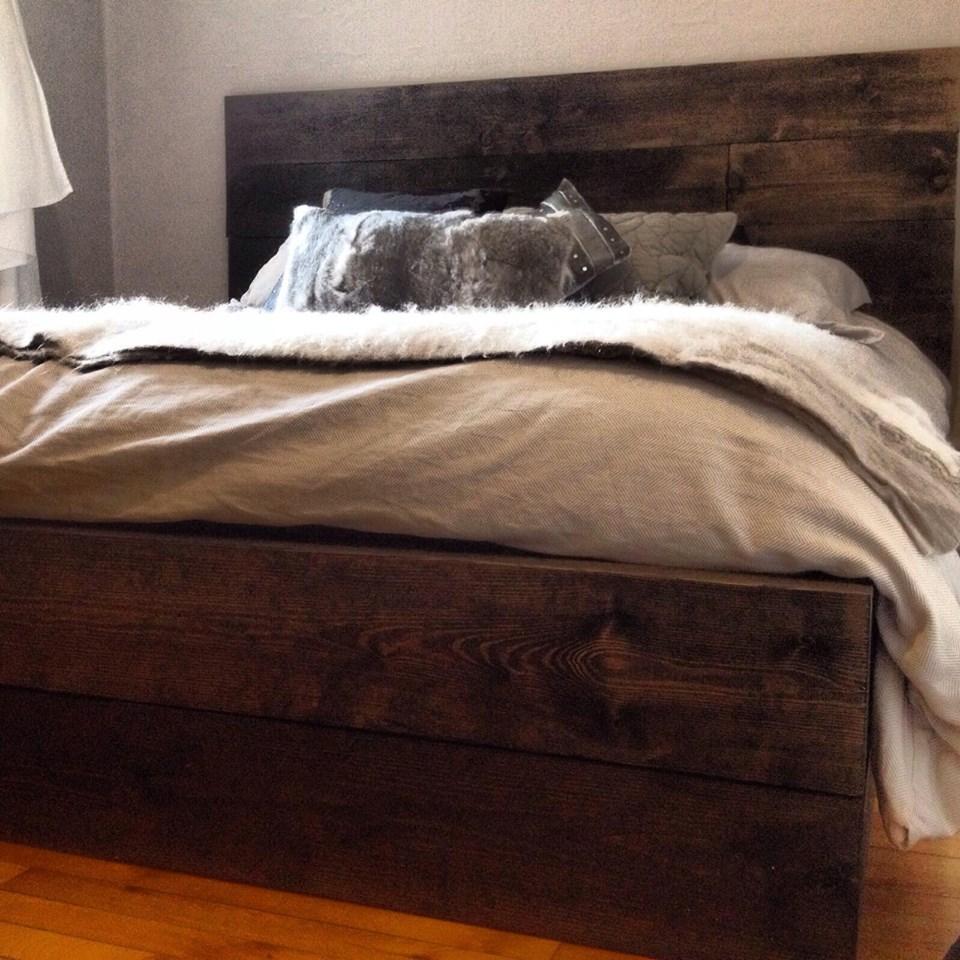 Comment faire un lit - Comment faire un couvre lit matelasse ...